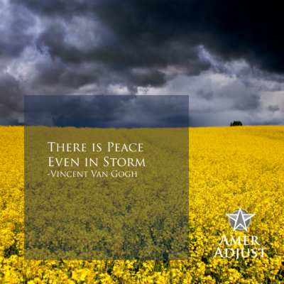 NACA Website - Peace in The Storm
